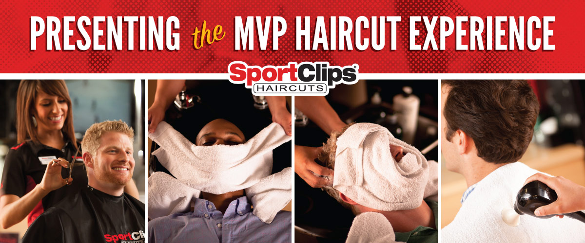 The Sport Clips Haircuts of Omaha - West Greyhawk  MVP Haircut Experience